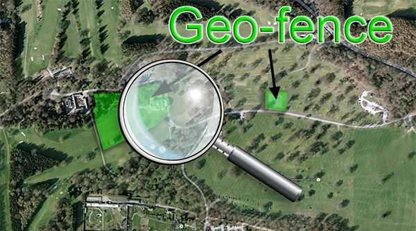 Geo-Fence-AHS Monitoring