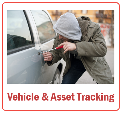 Vehicle-Asset Tracking
